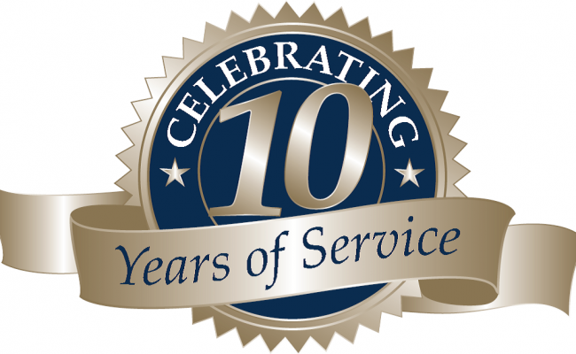 10 Year Anniversary Scotts Contract Services Scotts Contract Services